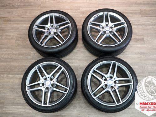 Mam-Mercedes-Benz-E250-18inch-AMG-Grey-kem-lop